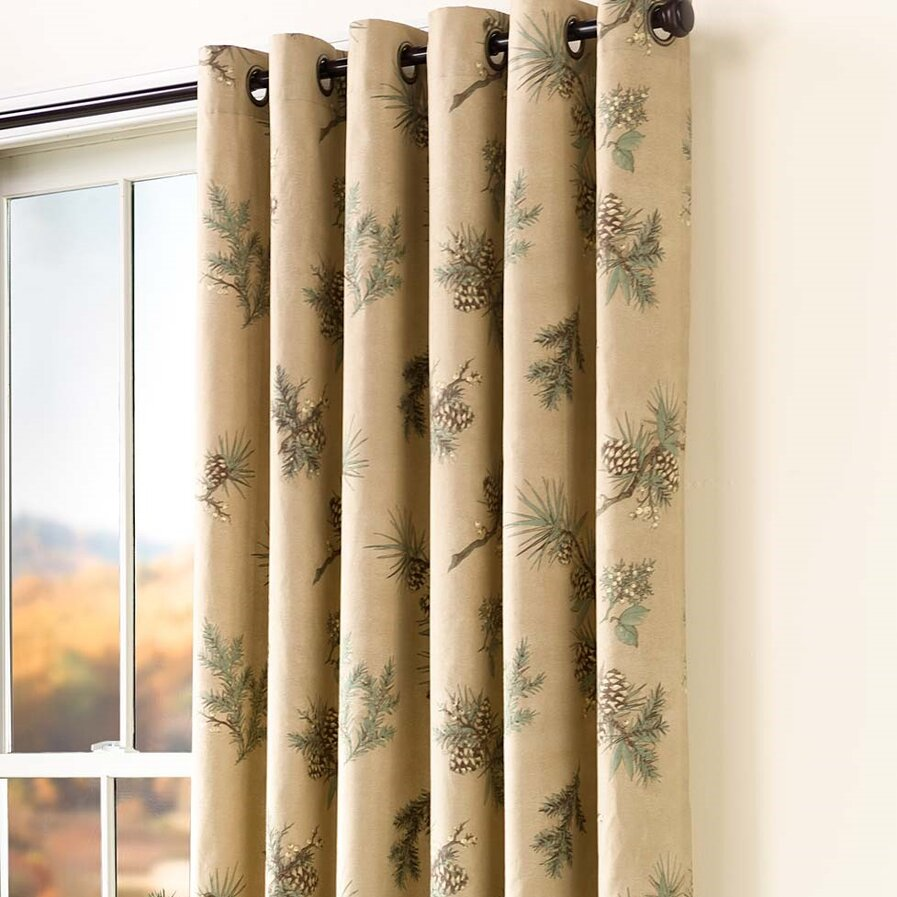 Plow and hearth curtains