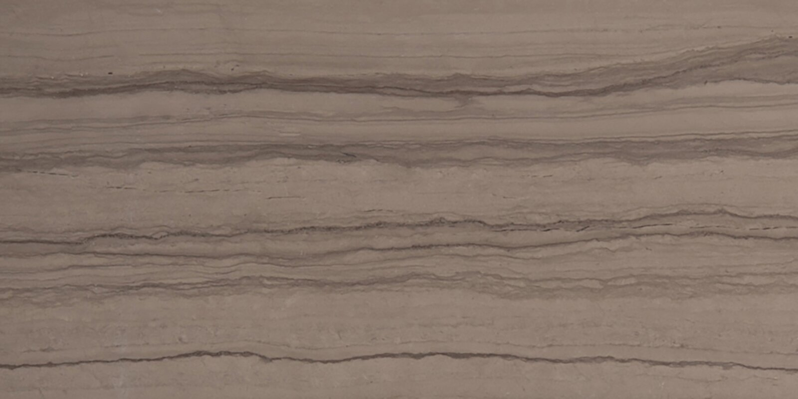 Honed marble subway tile