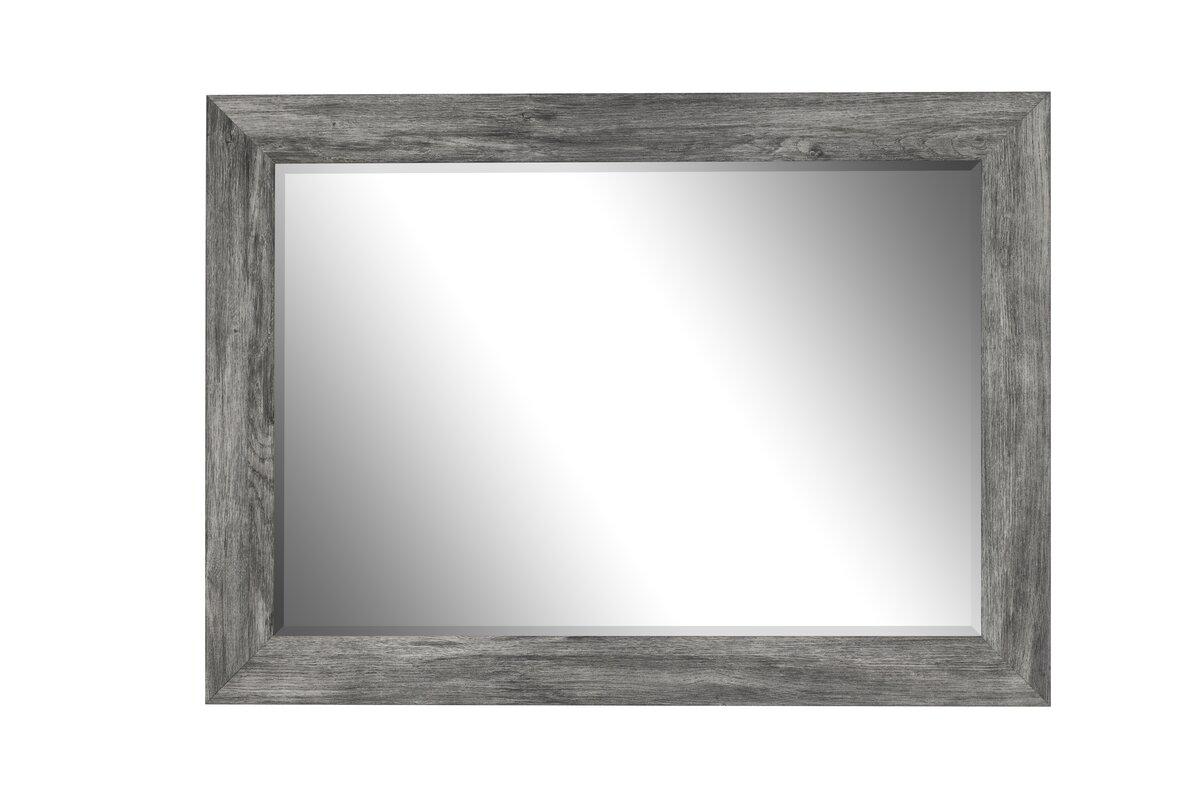 Amazoncom Grey  WallMounted Mirrors  Mirrors Home