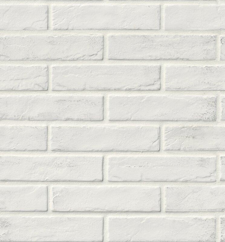 Porcelain subway tile