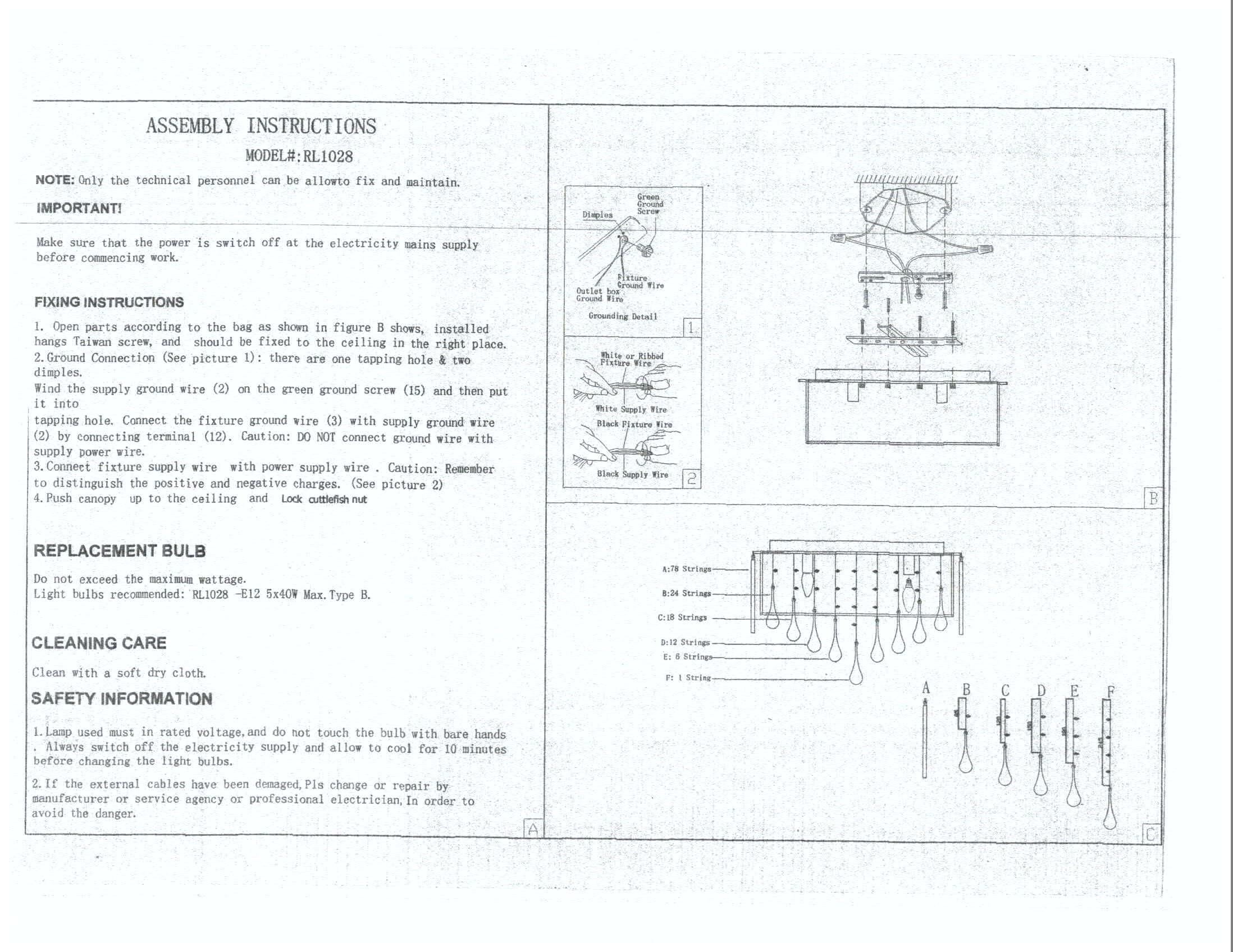 Warehouse Of Tiffany Robin 3 Light Pendant Wayfair 12 String Wiring Diagram Additional Documents