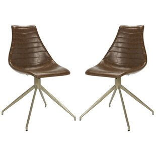Sébastien Swivel Dining Chair (Set of 2)