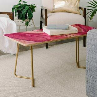 Viviana Gonzalez Agate Inspired Coffee Table