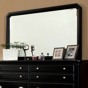 Alcott Hill Alijah Rectangular Dresser with Mirror