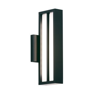 Find Stoneburner 1-Light Outdoor Sconce By Orren Ellis