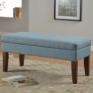 Isaiah Upholstered Bench b..