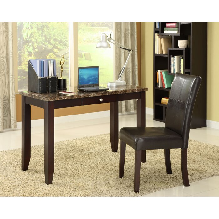 Elegant Writing Desk And Chair Set