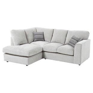 Grey Corner Sofas You\'ll Love   Wayfair.co.uk
