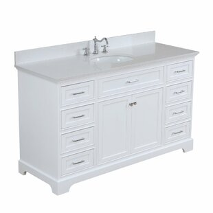 Comparison Aria 60 Single Bathroom Vanity Set By Kitchen Bath Collection