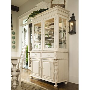 Sweet Tea Lighted China Cabinet  sc 1 st  Wayfair : paula deen sectional - Sectionals, Sofas & Couches
