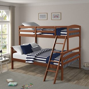Compare Suttle Twin over Full Bunk Bed By Harriet Bee
