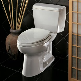 Drake 1.6 GPF Elongated Two-Piece Toilet (Seat Not Included)