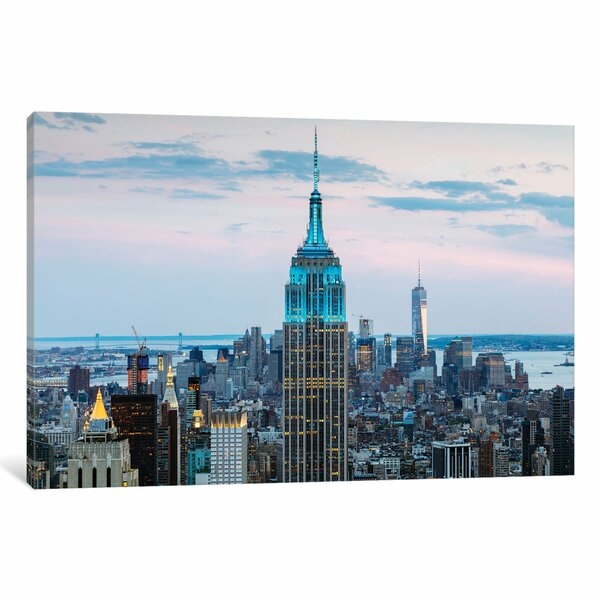 Modern contemporary new york city skyline wall art allmodern altavistaventures