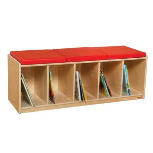 Reading Kids Bench with Storage Compartment ByWood Designs