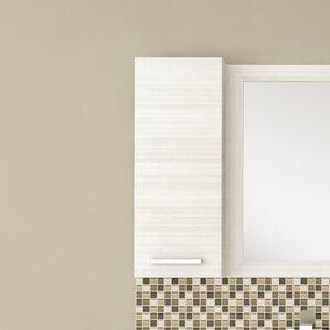 Bathroom Wall Cabinets wall mounted bathroom cabinets you'll love | wayfair