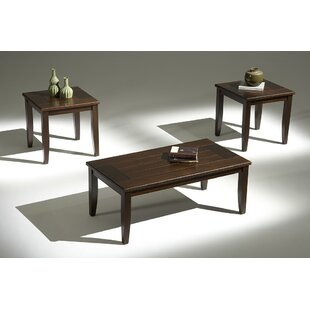 Hudson Yards 3 Piece Coffee Table Set Alcott Hill