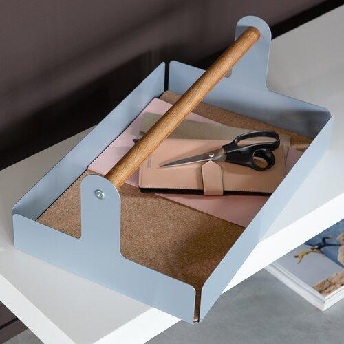 Schreibtischbox ClearAmbient Farbe: Fehgrau | Büro > Bürotische > Bürotische-Zubehör | ClearAmbient