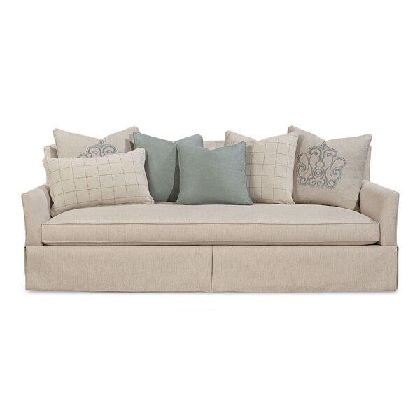 Pleasing Skirted Sofas Wayfair Uwap Interior Chair Design Uwaporg