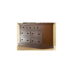 Sorelle Century 7 Drawer Dresser