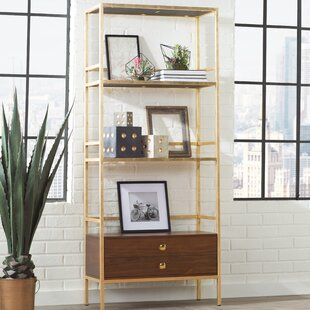 Big Save Arrighetto 4 Tier Etagere Bookcase By Trent Austin Design