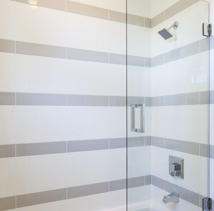 Emser Tile Vogue 2 X 4 12 Ceramic And Gl Bevel Mosaic