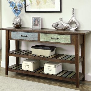 Alexa Console Table by Gracie Oaks