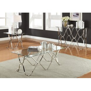 Holt 3 Piece Coffee Table Set By House of Hampton
