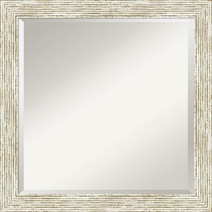 Rosecliff Heights Square Framed Wall Mirror