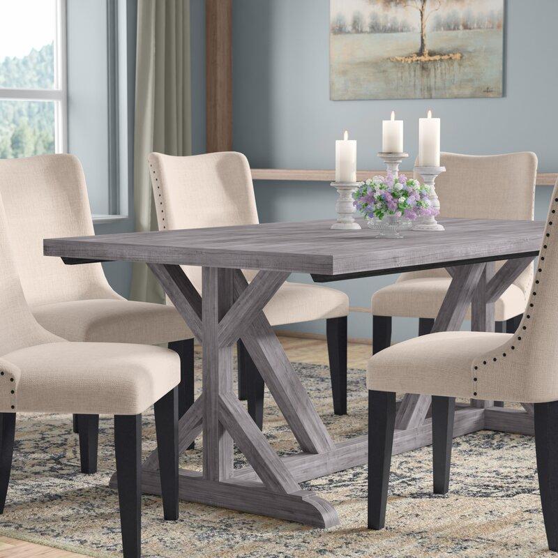 Hollomon Trestle Dining Table