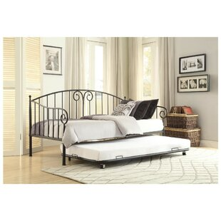 Ilford Metal Daybed with Trundle