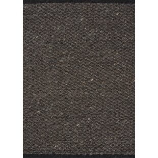 Inexpensive Nordic Anthracite Area Rug By Linie Design