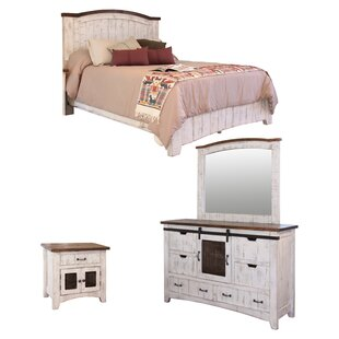 Coralie Panel Configurable Bedroom Set By Gracie Oaks