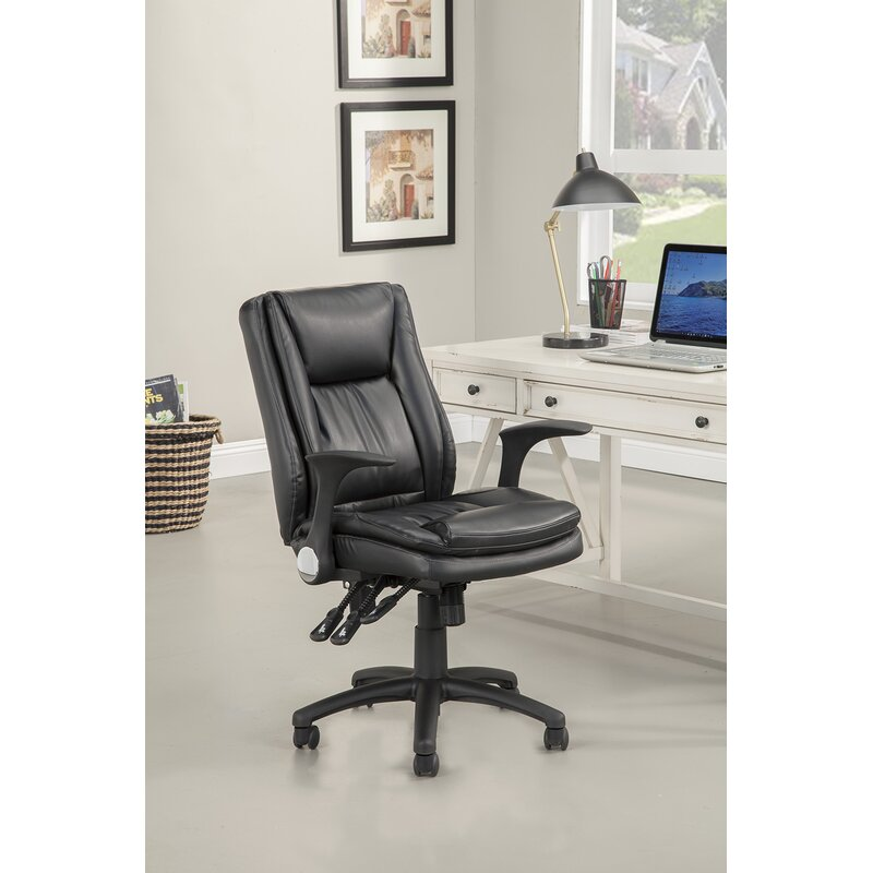 Brandon Executive Chair With Flip Up Arm