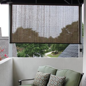 Sun Roll-Up Sheer Solar Shade