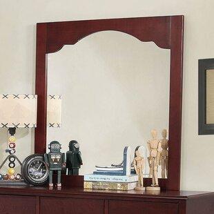 Harriet Bee Sweet Arched Dresser Mirror