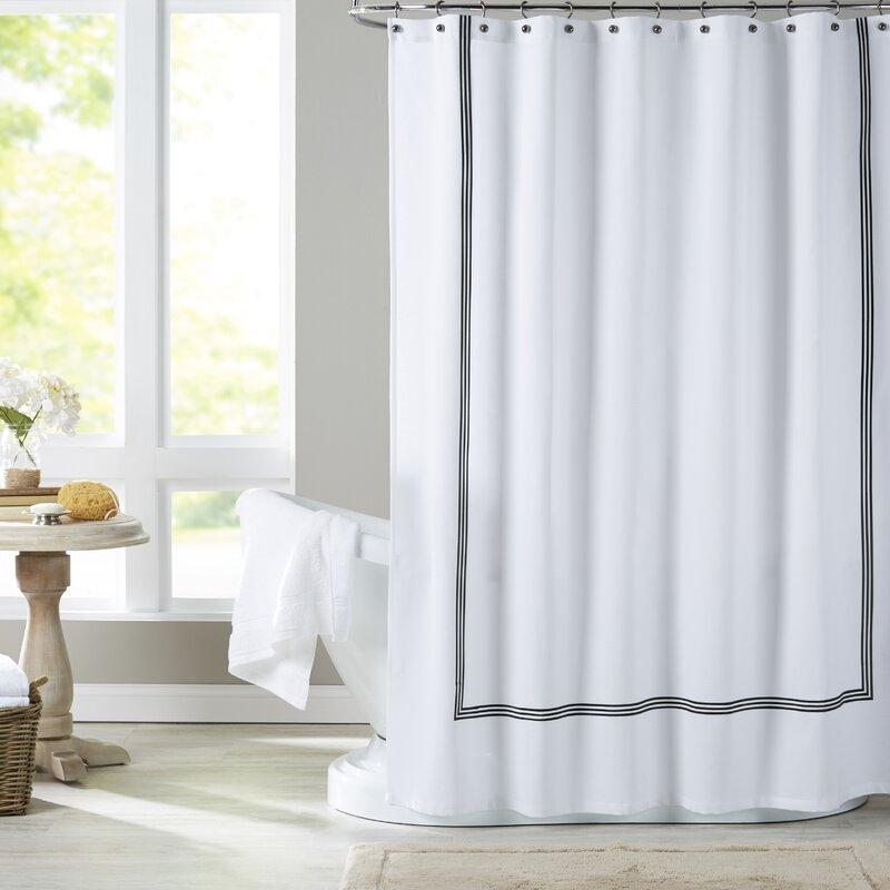 The Twillery Co. Miller Shower Curtain & Reviews   Wayfair