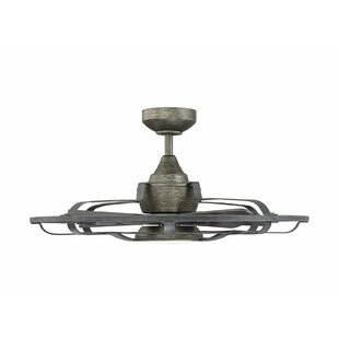 Searching for 22 Gutirrez D'Lier 4 Blade LED Ceiling Fan with Remote By Williston Forge