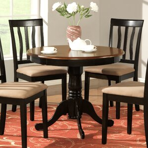 Round Kitchen Table round kitchen & dining tables you'll love | wayfair