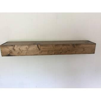 the best attitude a7b09 3c9af Wadebridge Wood Floating Shelf & Reviews | Birch Lane