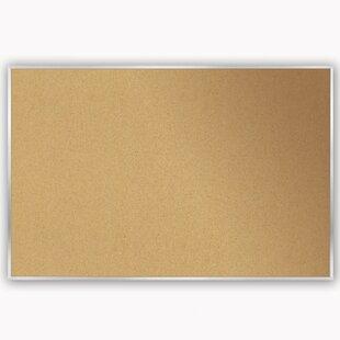 Aluminum Frame Bulletin Board