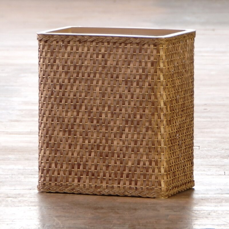 Waste Basket lamont carter waste basket & reviews | wayfair