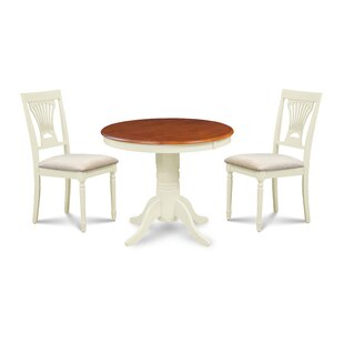 Almaraz 3 Piece Breakfast Nook Dining Set By Charlton Home Find