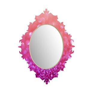 Brayden Studio Parrott Baroque Accent Mirror