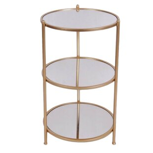 Delicieux 3 Tiered End Table