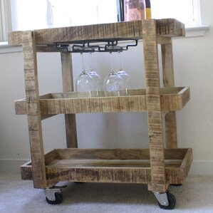 Bar Cart by Timbergirl