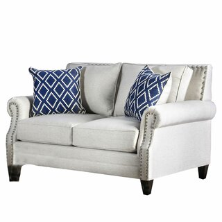Allin Loveseat by Winston Porter SKU:DA554179 Details