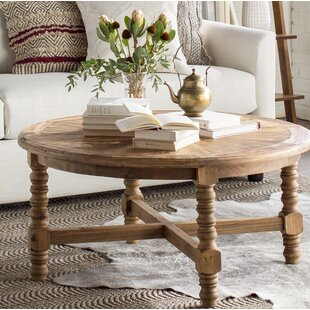 Reviews Haylie Wooden Coffee Table By Mistana