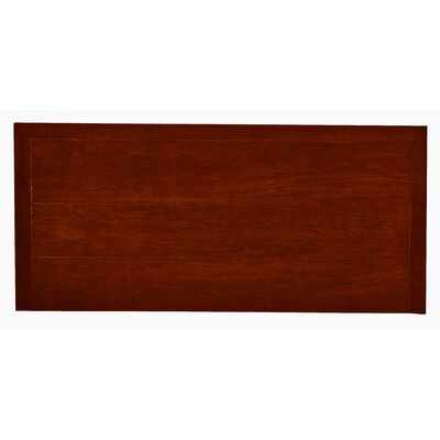 Birch Lane Fraire Sideboard  Base Color: European Ivory, Top Color: Concord Cherry