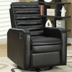 Manual Rocker Recliner by Mona..