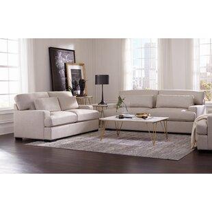 Falconi 3 Piece Living Room Set by Ebern Designs